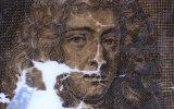 17. Yüzyıldan Kalma Ağır Hasar Alıp Restore Edilen Harita