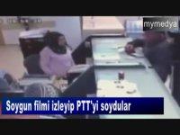 Soygun Filminden Etkilenip PTT Soymak - Adana