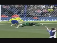 Futbolda Kalecilerden Topu Çalıp Gol Atmak