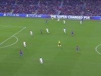 Arda Turan'ın 3 Gol Atıp 1 de Asist Yapması (Barcelona 4-0 Mönchengladbach)