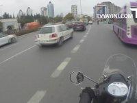 Türkiye'den Trafik Kazaları 14 - Araç İçi Kamera