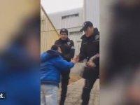 Köksal Babanın Polisleri Ziyaret Etmesi