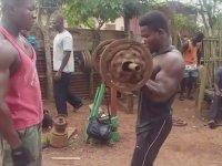 Kuzey Afrika Body Fitness Salonu