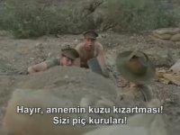 Çanakkale de Türk ve Anzak Siperleri Arasında Oynanan Atış Talimi Oyunu