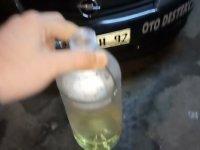 Yakıt Deposuna İşemek