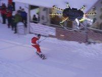 Drone ile Snowboard - Casey Neistat