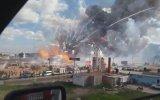 Havai Fişek Pazarında Patlama Olursa  Meksika