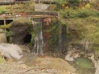 Tarihi Barajın Kontrollü Yıkımı