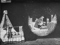 Dünyanın İlk Noel Filmi (1898)