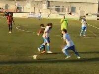 Sert Futbolu Marifet Edinen Canelas Futbol Takımı