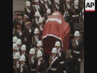 İsmet İnönü'nün Cenazesi