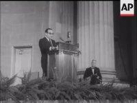 Adnan Menderes'in Amerika'da Sovyetler Birliği Hakkındaki Konuşması