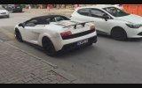Bağcılar'da Lamborghini İle Gezmek