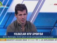 4 Büyüklerin Karması Shakhtar Donetsk'i Eleyemez - Emre Belözoğlu