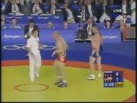 Alexander Karelin vs Gardner Rulon Sydney 2000  Grekoromen Final