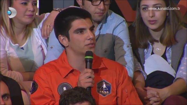 Sahte Astronot Halil Kayıkçıdan Sürekli Değişen Tarihler Video
