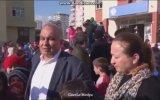 Çocuklara Kamyonla Kar Getiren Belediye Başkanı