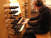 Organ ile İnterstellar Film Müziği