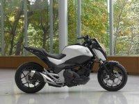Yer Çekimine Meydan Okuyan Honda Motosiklet!