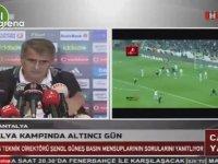 Uefa Kupası Bende Heyecan Yaratmıyor - Şenol Güneş