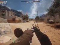 Battlefield 1 - Mermisi Biten Kadın Oyuncu Mermi İsterse