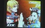Street Fighter  Justin vs Daigo Muhteşem Geri Dönüş