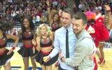Chicago Bulls Maçı Devre Arasında Eşcinsel Evlilik Teklifi