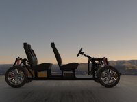 Kendi Elektrikli Otomobilinizi Yapabileceğiniz Modüler Platform