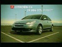 Citroen C4 Reklamı - 2006