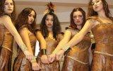 Sinoplu Amazon Kadınları