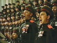 Genç Askerlerin Şarkısı - Kızıl Ordu Korosu (1953)
