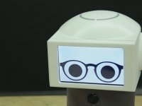 Gif'lerle Konuşan Robot İcat Eden Mucit