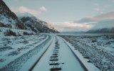 Alaska Çevresinde Tren Gezisi
