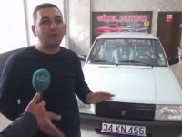 Sıfır Şahin'inden Aldığı Keyfi BMW'den Alamayan Kırıkkaleli