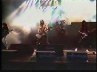 Metallica -1985 Almanya Konseri