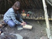 Doğada Pizza Yapmak