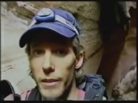 127 Saat Kanyonda Mahsur Kalan Adamın Gerçek Videosu