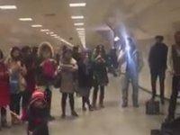 İstanbul Metrosunda Güzel Şeyler Oluyor!