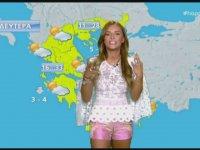 Dans Ederek Hava Durumu Sunmak - Yunanistan