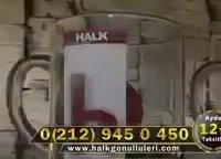 Cehapelileri Delirtme Projesi Olarak Halk Tv Reklamı