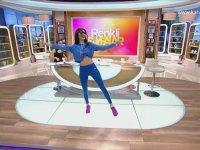 Reyting'i Bulunca Cansu Taşkın'ı Anlamsızca Dansettirmek