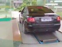 Japonya'da Garaj Sistemi