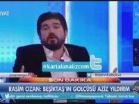 Beşiktaş'ın Bomba Transferi Aziz Yıldırım - Rasim Ozan Kütahyalı
