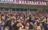 Trabzonspor Taraftarından İzmir Marşı