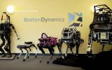 Boston Dynamics'in Yeni Robotu Handle