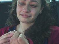 Direksiyon Sınavında Rampada Kalıp Ağlayan Kadın