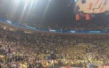 Fenerbahçe  CSKA Moskova İzmir Marşı İçerir