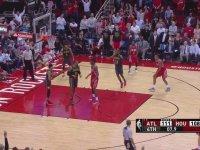 Girmeyen Üçlüğe Sevinen Houston Rockets Taraftarları