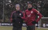 Eren Derdiyok İle Futbol Challenge