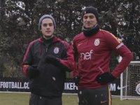 Eren Derdiyok İle Futbol Challenge!